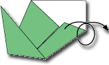 Cara Membuat Origami Bunga Matahari