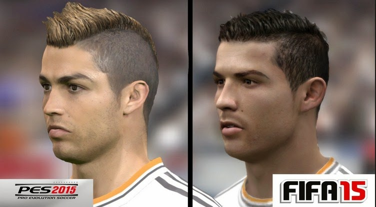 Reviews Perbedaan, Kekurangan dan kelebihan FIFA 15 vs PES 2015 - Game Solution