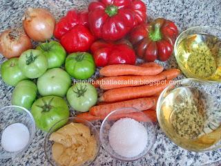 Salata de iarna cu mustar ingrediente reteta