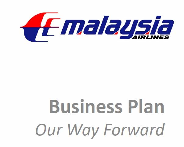 Airlines business plan
