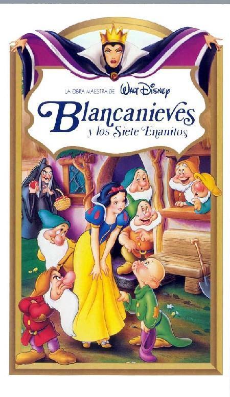 Blancanieves y los siete enanitos (Clásico Disney)