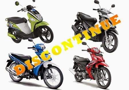 Suzuki Stop Produksi 7 Motor