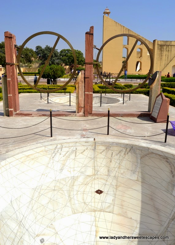 instrument in Jantar Mantar 2
