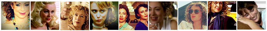 Keeley Hawes & Alex Kingston