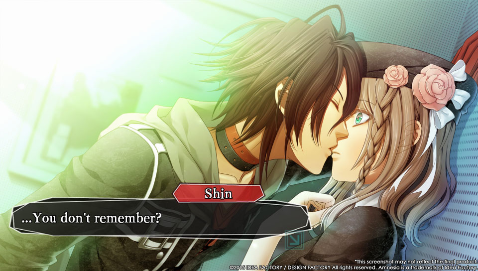 Otome Game Review Amnesia Memories