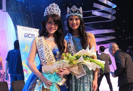 2 Vania Larissa Profil dan Foto Vania Larissa Miss Indonesia 2013