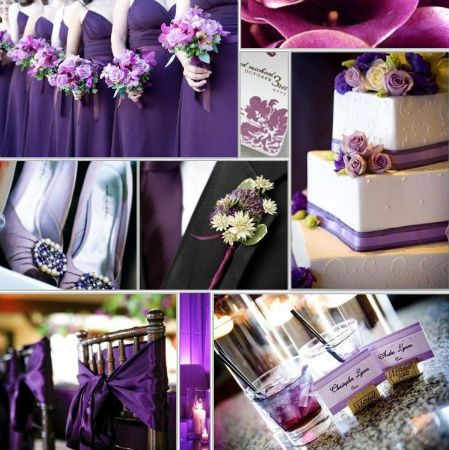Picking a Color Scheme for your Wedding