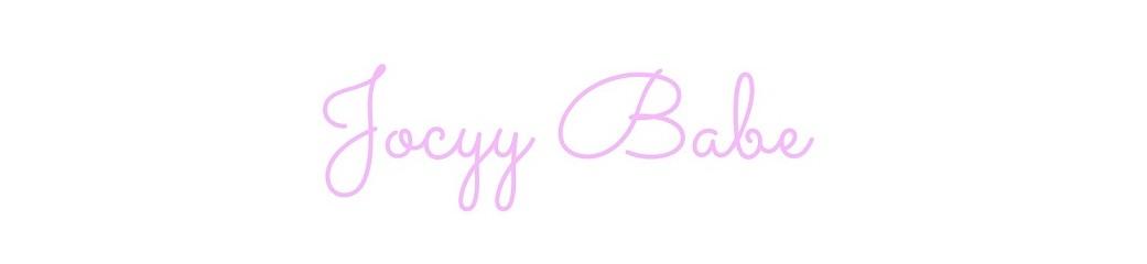 Jocyy Babe
