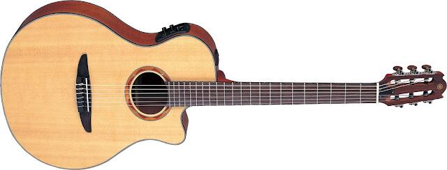 Gitar Yamaha NTX series
