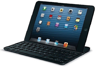 Logitech Ultrathin Keyboard Cover for iPad Black