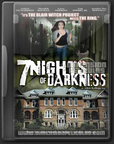 7 Nights Of Darkness (DVDRip Inglés Subitulado)