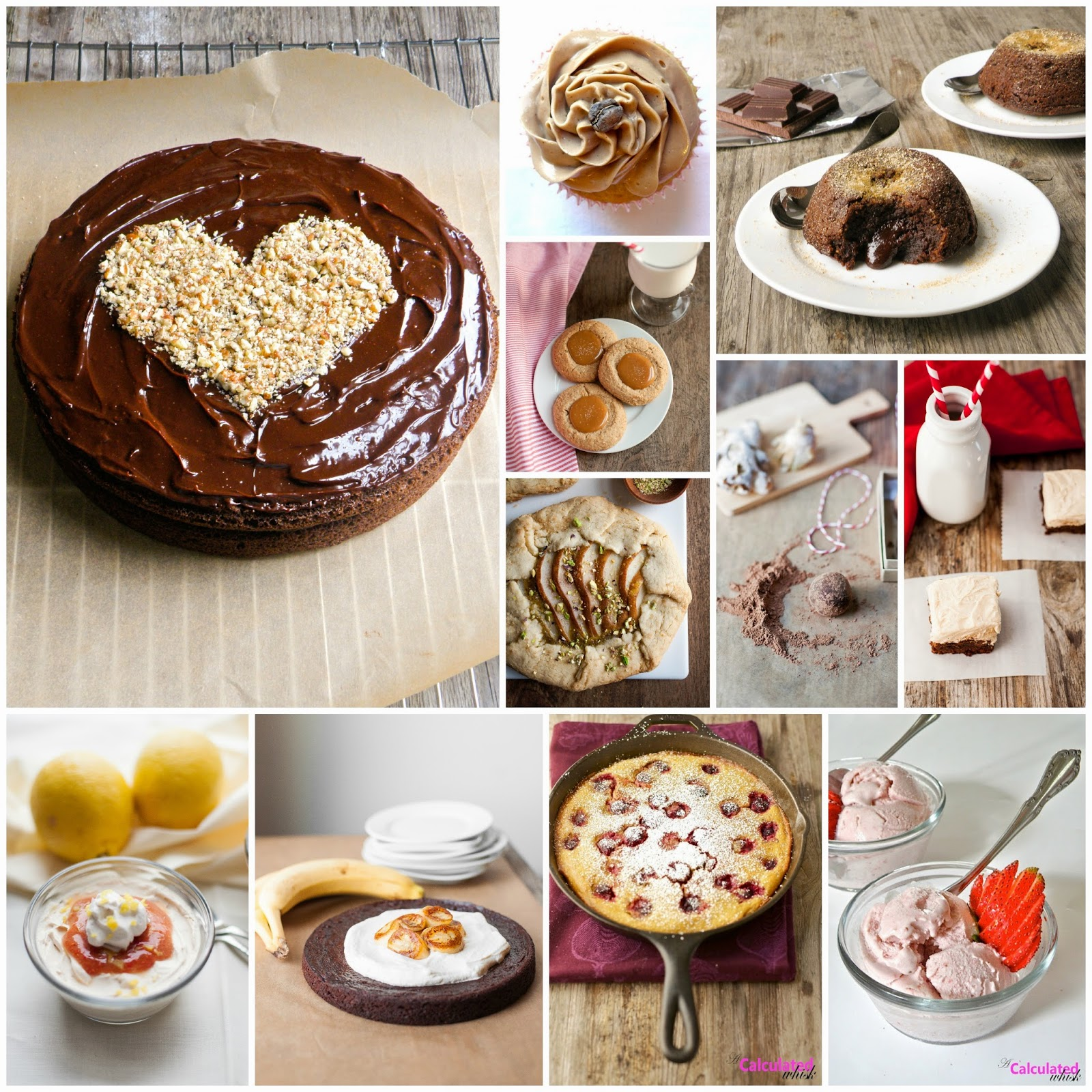 11 Paleo Treats for Valentine's Day | acalculatedwhisk.com