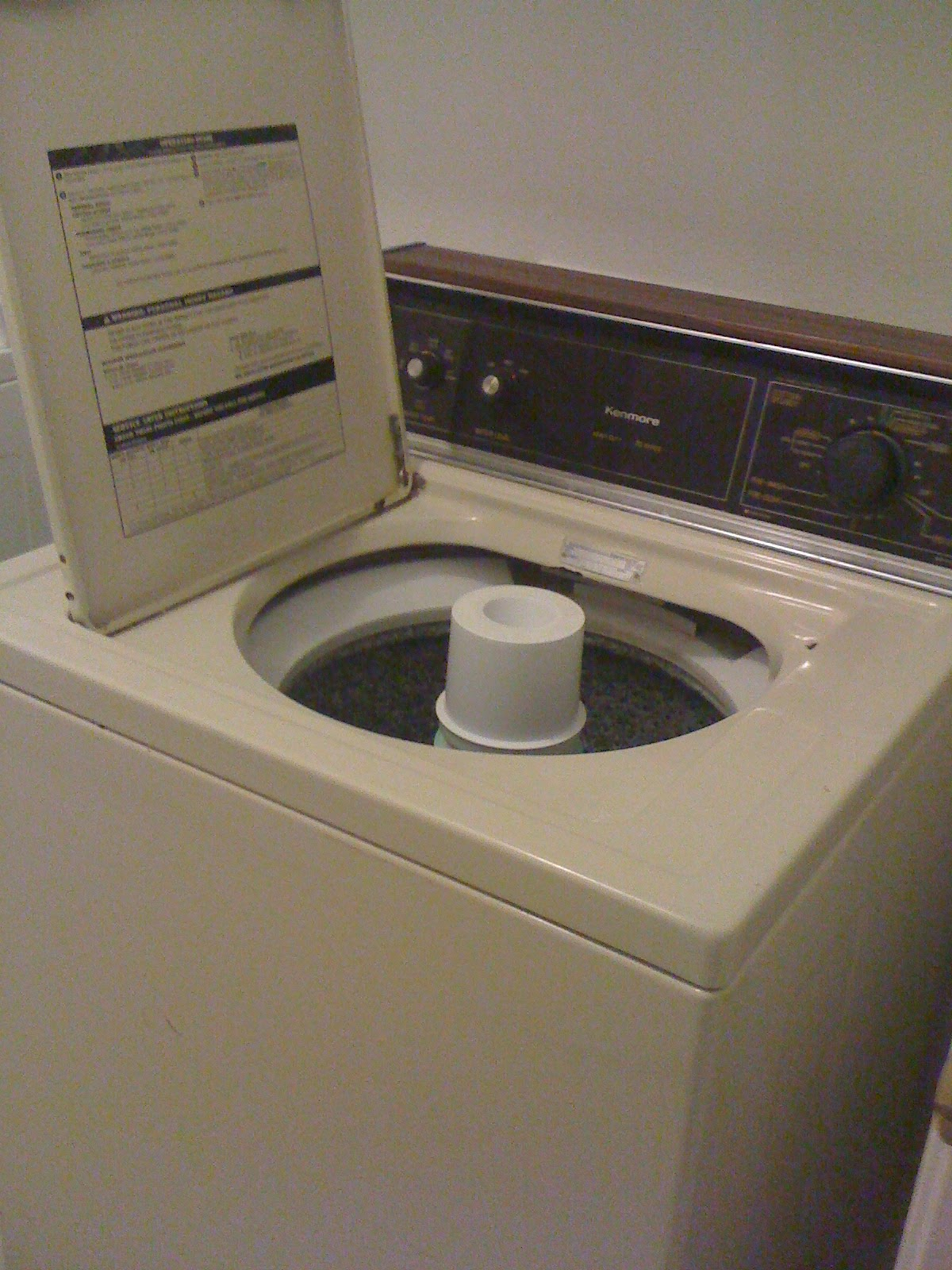 in case you were wondering old and new part 1 washing machine. Black Bedroom Furniture Sets. Home Design Ideas