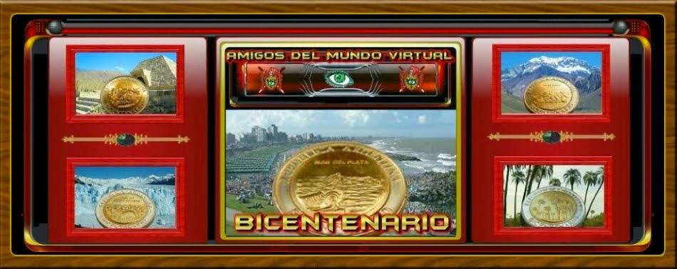 Bicentenario - Amigos del Mundo Virtual