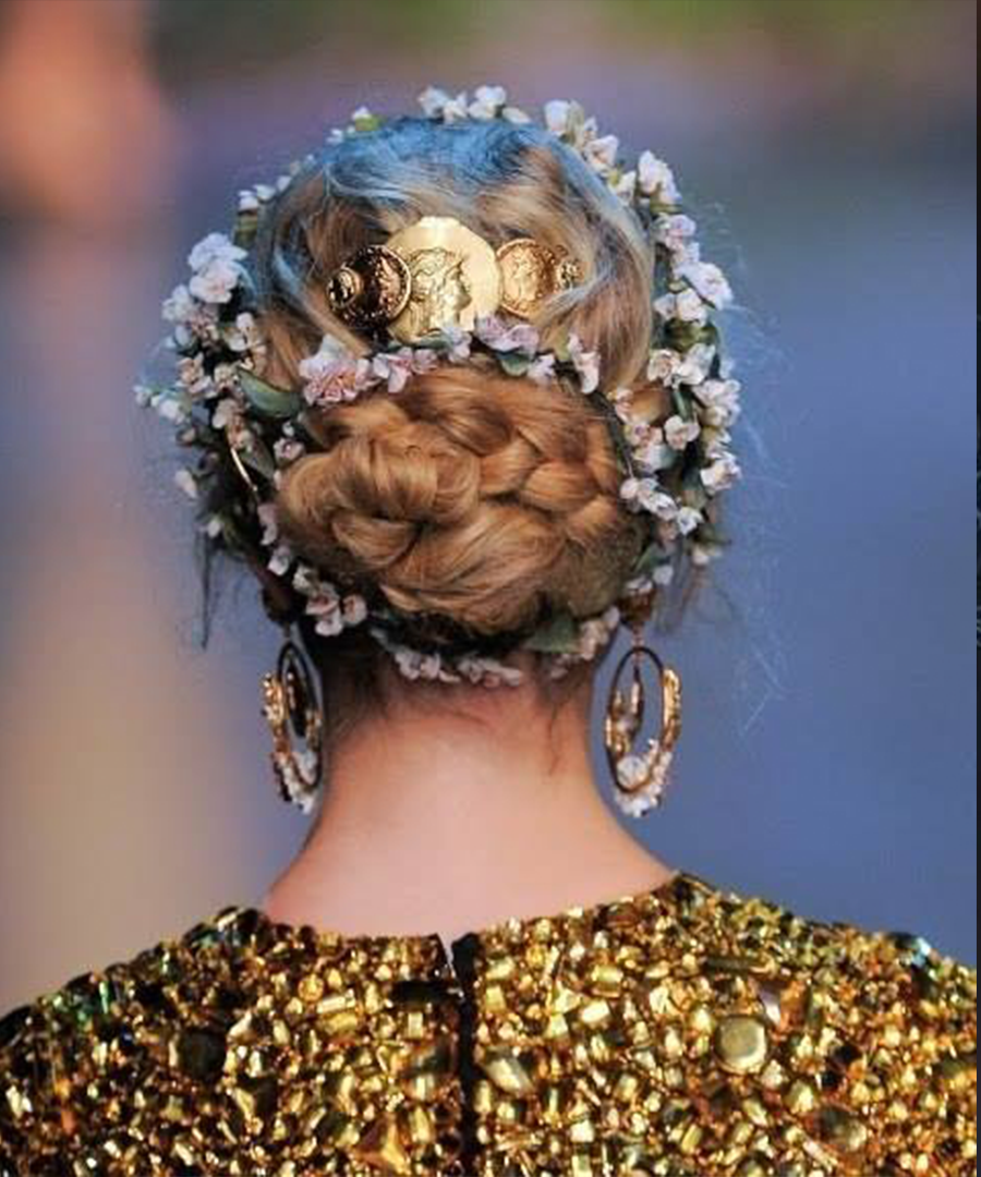 Beautiful Hair Styles For Parties