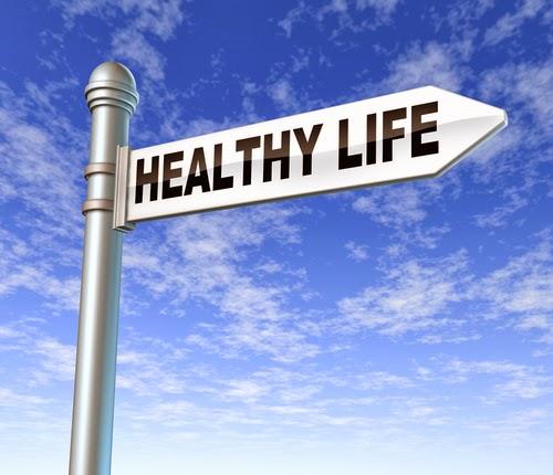 Pola Hidup Sehat (Sehat itu Murah dan Sakit itu Mahal)