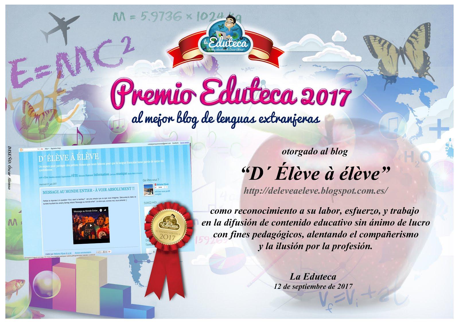 Mejor blog de lenguas extranjeras 2017
