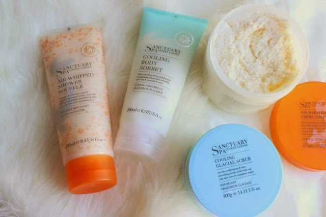 Summer Ready Skin with Sanctuary