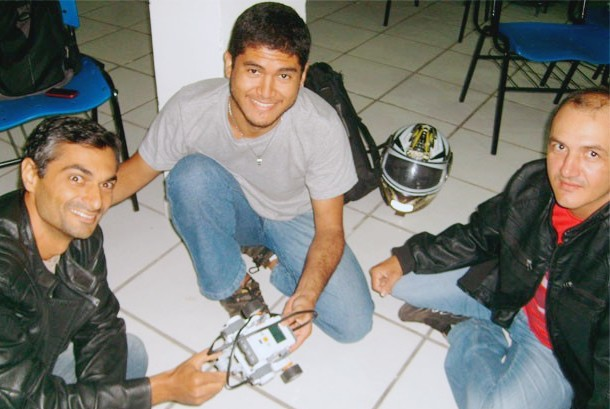 Projeto de tecnologia da Estácio com UFRN tem batalha de robôs
