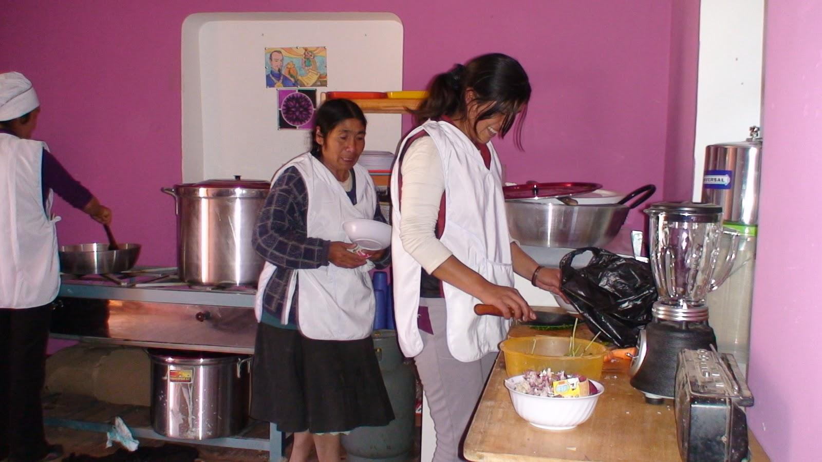 Comedor infantil susana wesley for Comedor infantil