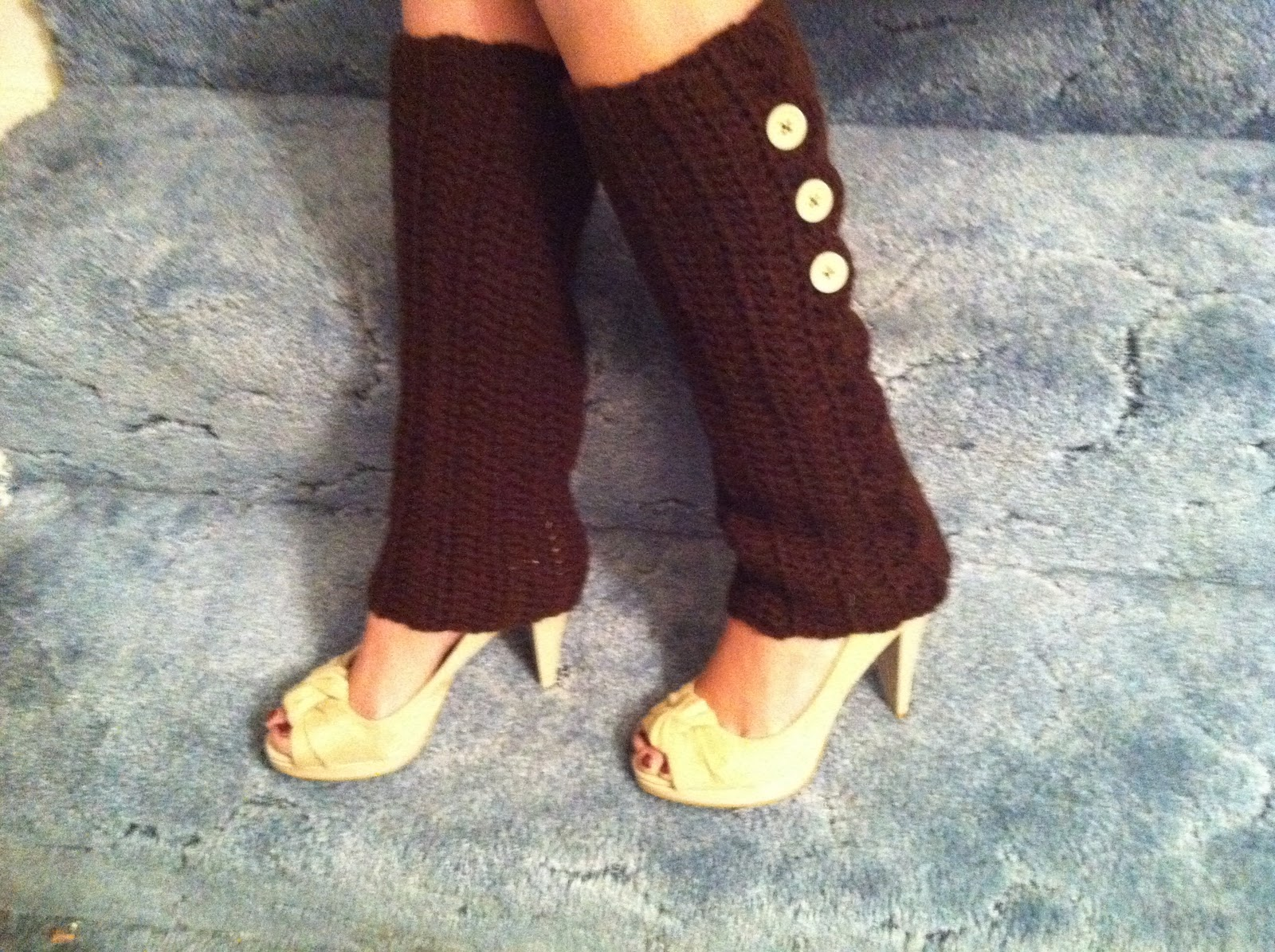 Design Adventures: Leg Warmers
