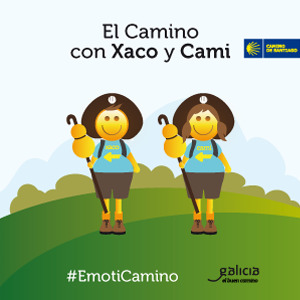 EL CAMINO CON XACO Y CAMI