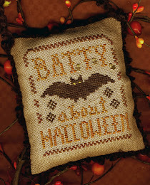 Batty About Halloween - $6.00