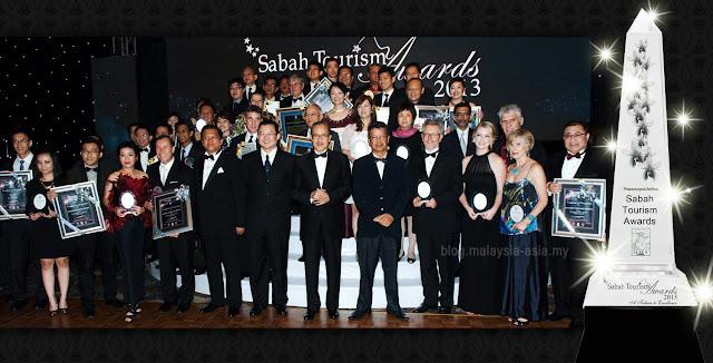 Sabah Awards Winners