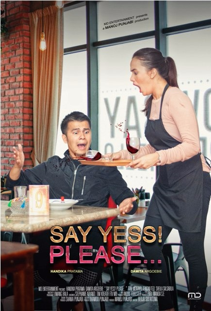 Say Yess! Please