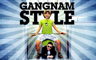 Gangnam Style VS Kangkang Style
