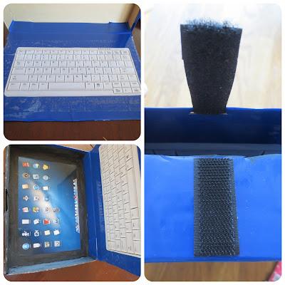 DIY: Kinder Laptop selber bauen 2