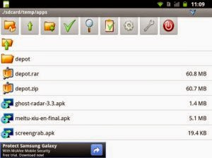 Cara Ekstrak File RAR,ZIP,TAR,GZIP Di HP Android
