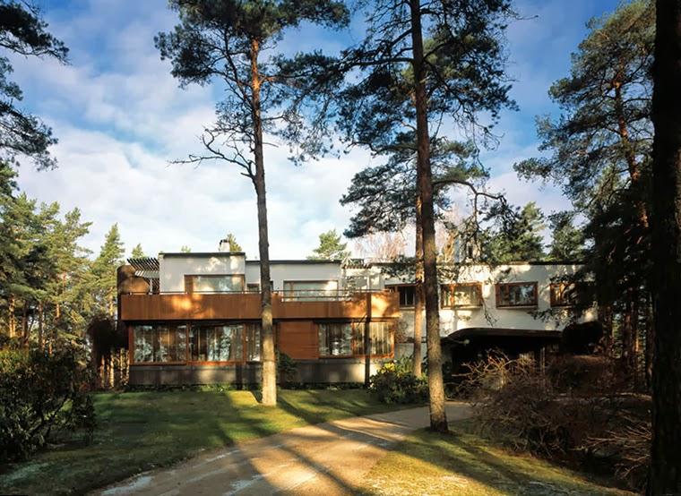 Somewhere i would like to live villa mairea 1938 1939 - Villa mairea alvar aalto ...