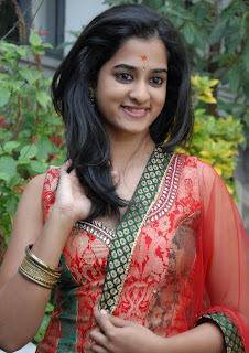 Nanditha at Prema Katha Chitram Movie Opening