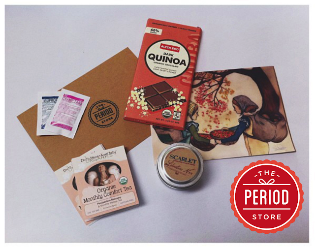 The Period Store: For Your Cycle