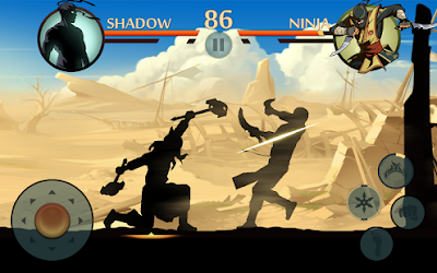 Shadow Fight 2 Mod Apk+OBB Data Full Android