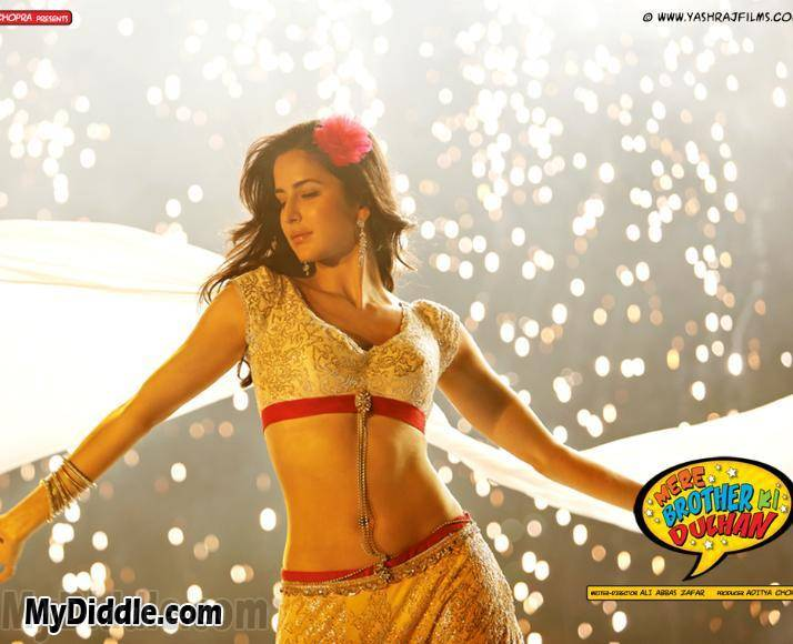 Katrina Kaif Mere Brother Ki Dulhan Wallpaper