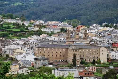 Lugares turísticos de Galicia