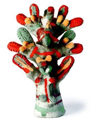 народная игрушка дерево