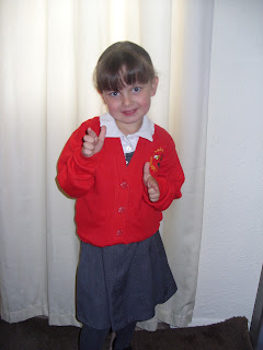 Roo's First Day at School