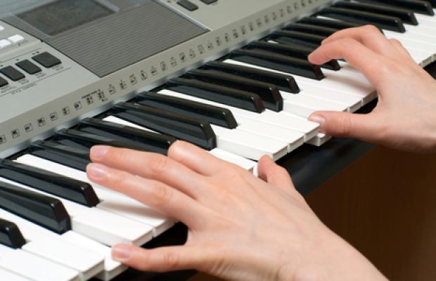 Aulas gratuitas de Piano e Teclado