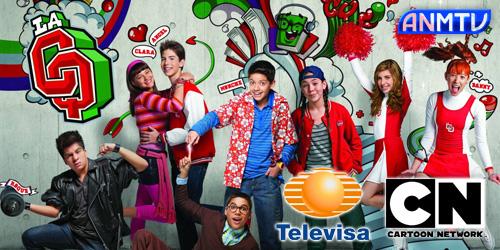 LA CQ: Cartoon Network y Televisa