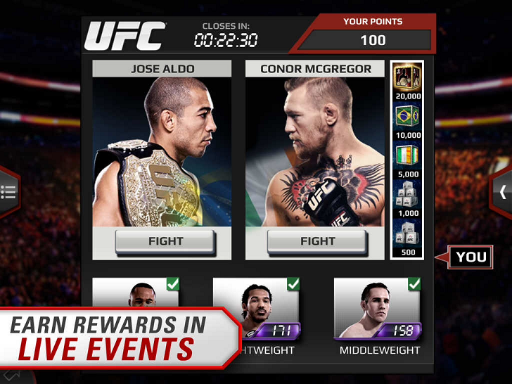 EA SPORTS UFC Free App Game By Electronic Arts