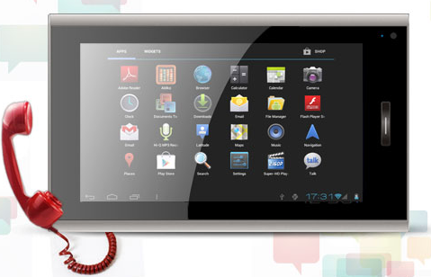 Micromax Funbook Talk P350 Tablet