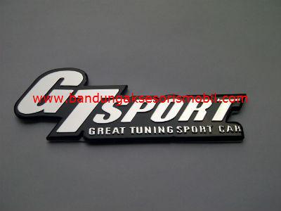 Emblem Car Logo Gt Sport