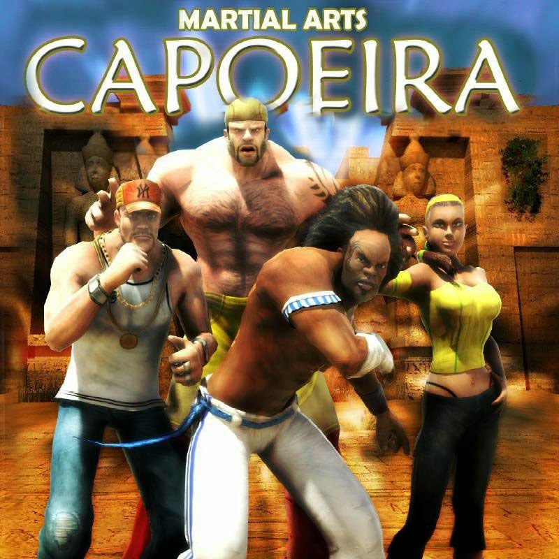 Martial arts capoeira game pc free download