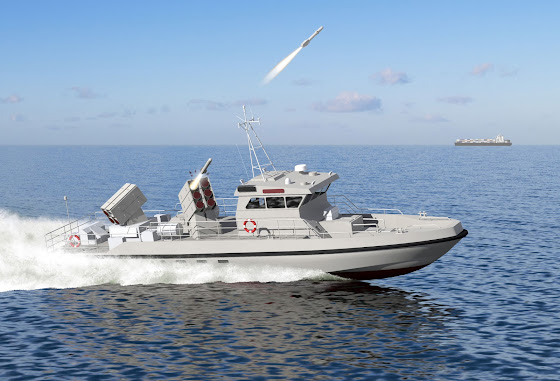 Sea Spear (Brimstone) missile