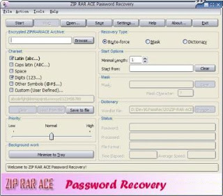 How to remove RAR password