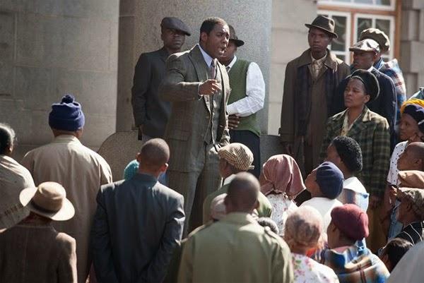 """Idris Elba en """"Mandela: del mito al hombre"""""""