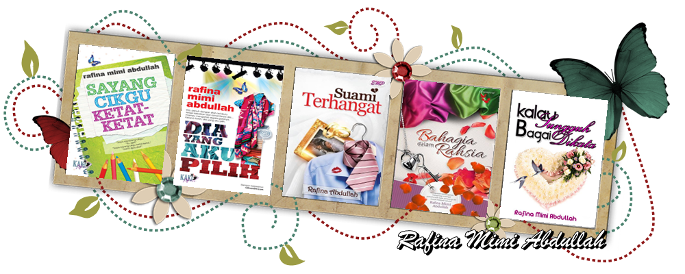 Blog Penulisan Rafina Mimi Abdullah